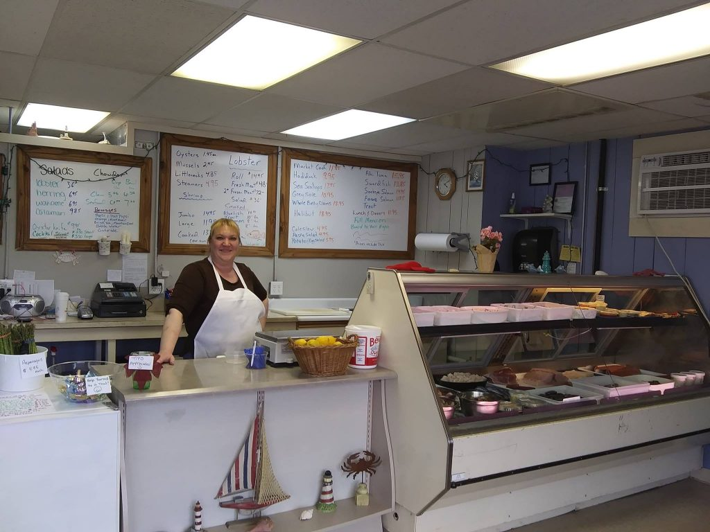 Jen's Fish/Seafood Market