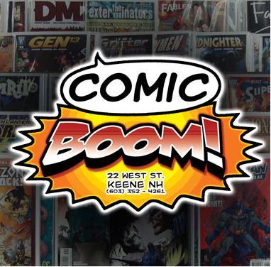 Comic Boom!