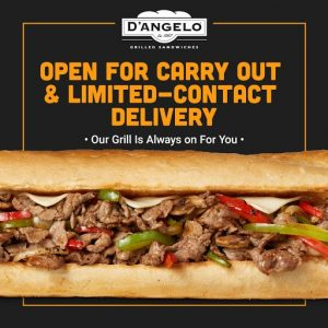 Dangelo's Grilled Sandwiches