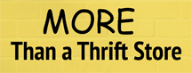 More Than a Thrift Store Logo