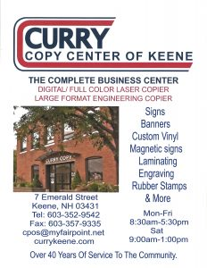 Curry Copy Center of Keene