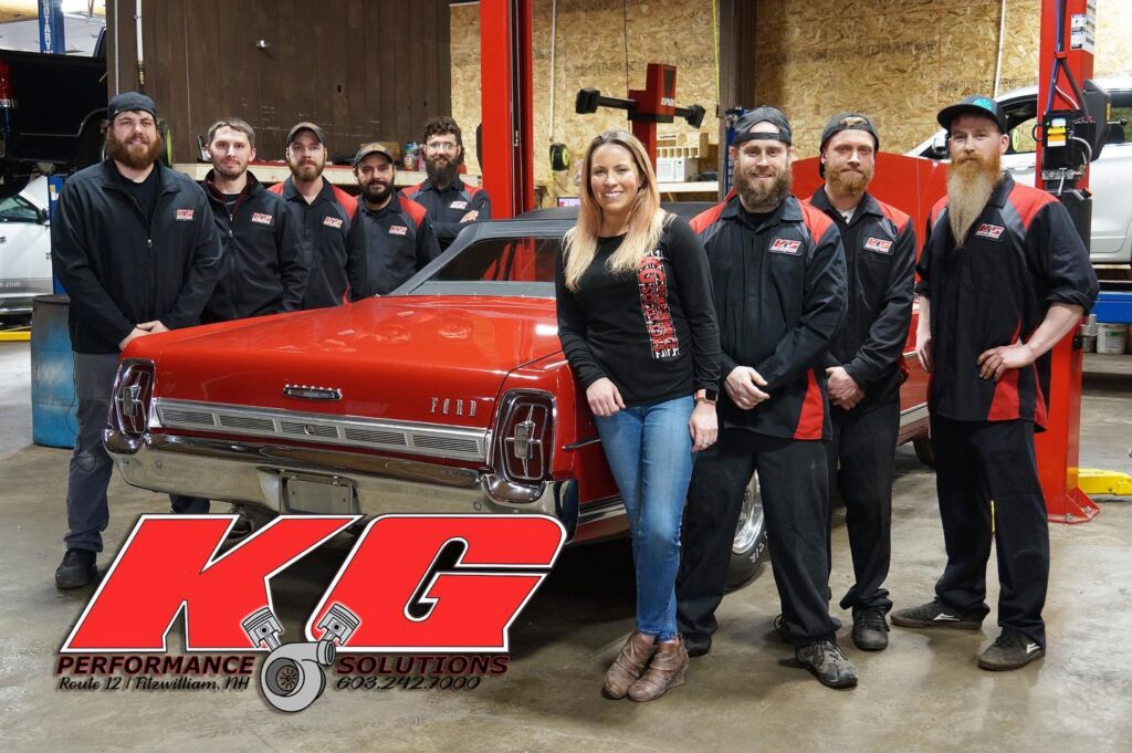 KG Performance Solutions