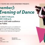 Re[Member]: An Evening of Dance
