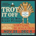 Trot it Off 5K Virtual Walk/Run